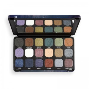 Revolution - Palette di ombretti - Forever Flawless - Enchanted