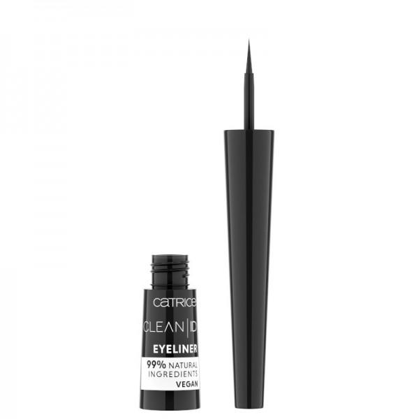 Catrice - Eyeliner - Clean ID Eyeliner 010