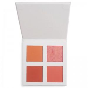 Revolution Pro - 4K Blush Palette - Peach