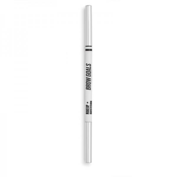 Makeup Obsession - Augenbrauenstift - Brow Goals - Brow Pencil Dark Brown