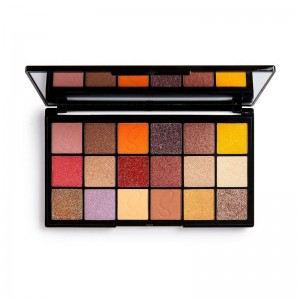 Revolution - Lidschattenpalette - Revolution x Sebile Night To Night Shadow Palette