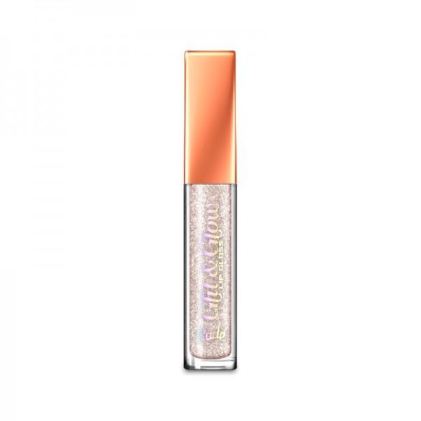 RUDE Cosmetics - Lipgloss - Glit & Glow Lipgloss - Feeling Naughty