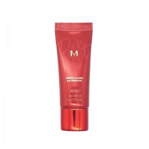 Missha - M Perfect Cover BB Cream RX 20ml 23 - Natural Beige