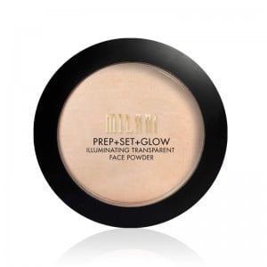 Milani - Puder - Prep Set Glow Illuminating Face Powder - Transparent
