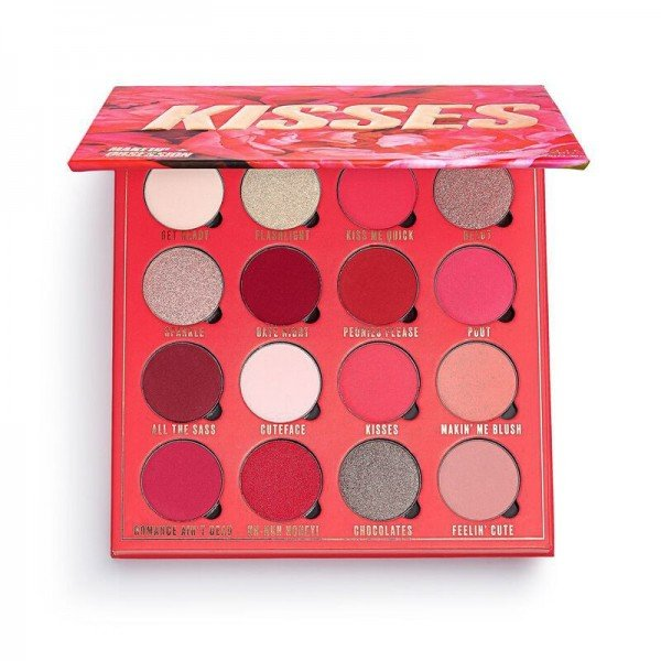 Makeup Obsession - Lidschattenpalette - Peony KISSES Eyeshadow Palette