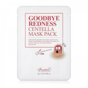 BENTON - Gesichtsmaske - Goodbye Redness Centella Mask Pack