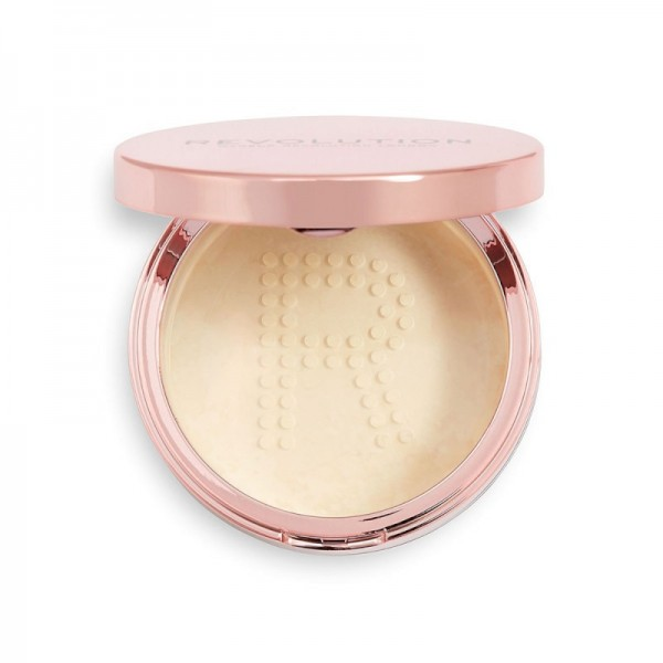 Revolution - Puder - Conceal & Fix Setting Powder Light Yellow