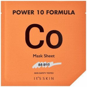 Its Skin - Gesichtsmaske - Power 10 Formula CO Mask Sheet