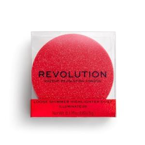 Revolution - Shimmer Dust - Ruby Crush