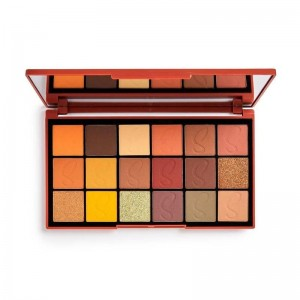 Revolution - Lidschattenpalette - Revolution x Sebile Day To Day Shadow Palette