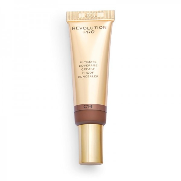 Revolution Pro - Concealer - Ultimate Coverage Crease Proof Concealer - C14