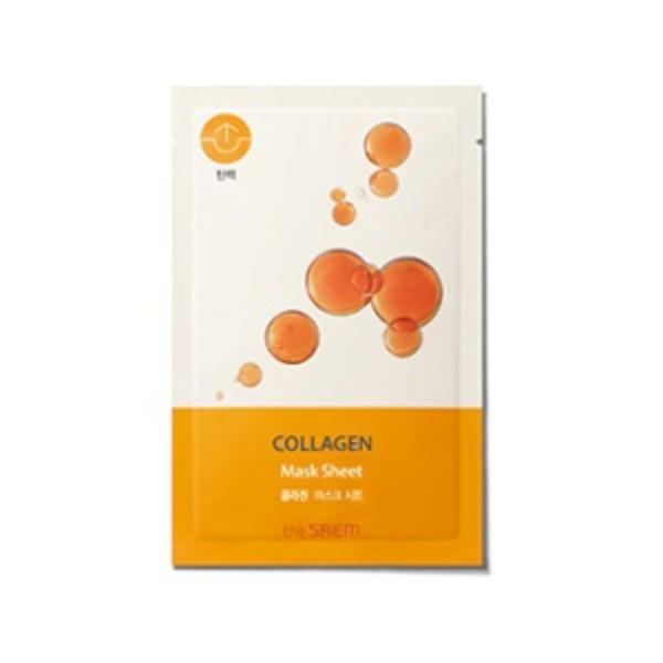 the SAEM - Gesichtsmaske - Bio Solution Firming Mask Sheet - Collagen