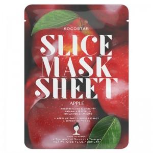 Kocostar - Gesichtsmaske - Apfel - Apple Slice Mask Sheet