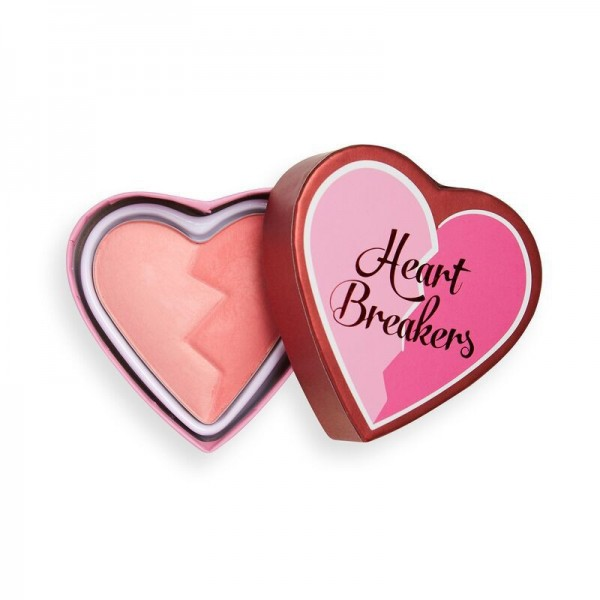 I Heart Revolution - Heartbreakers Matte Blush - Brave