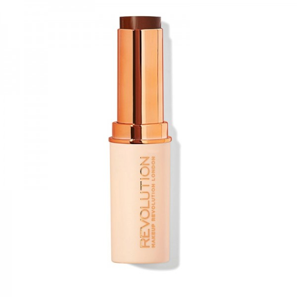 Makeup Revolution - Fast Base Stick Foundation - F18