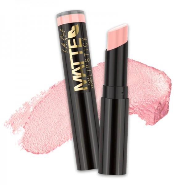 L.A. Girl - Lippenstift - Matte Velvet Lipstick - 801- Ooh La La!