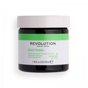 Revolution - Gesichtsmaske - Skincare Angry Mood Soothing Overnight