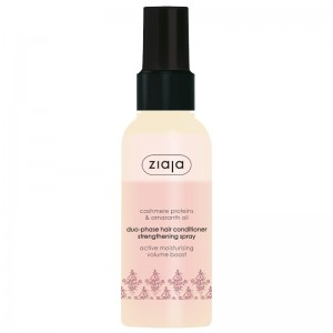 Ziaja - Cashmere & Amaranth Oils Duophase Hair Conditioner Strengthening Spray