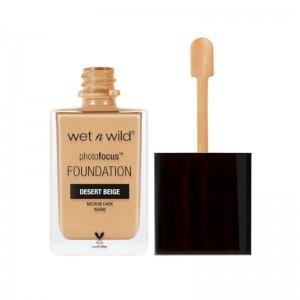 wet n wild - Foundation - Photofocus Foundation - Desert Beige - 372C
