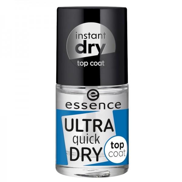 essence - Top Coat - ultra quick dry top coat