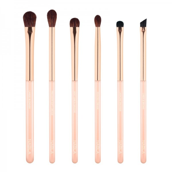 Nabla - Denude Collection - Denude eye brush set