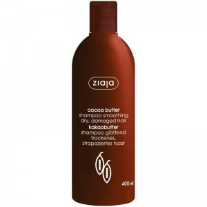 Ziaja - Haarshampoo - Cocoa Butter Smoothing Shampoo