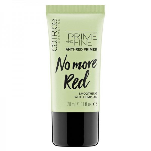 Catrice - Primer - Prime And Fine Anti-Red Primer
