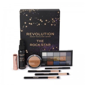 Revolution - Geschenkset - The Rock Star Gift Set