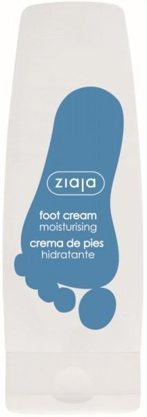 Ziaja - Fußcreme - Foot Creme - Feuchtigkeitsspendend